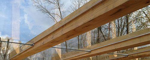 houten serre bouwen Flevoland