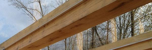 houten serre