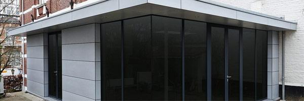 uitbouw van woning Assen
